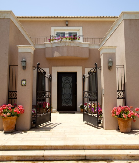 Casa Caesarea Main Entrance